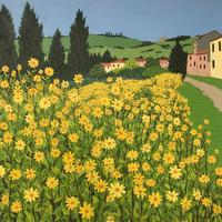 Bevagna Sunflowers